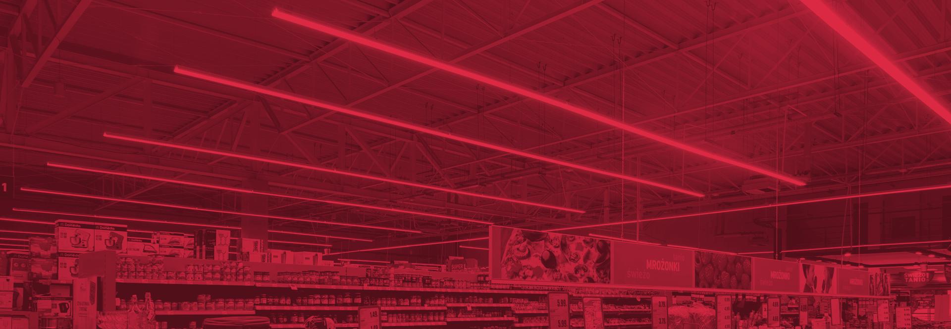 Systemy oświetleniowe LED